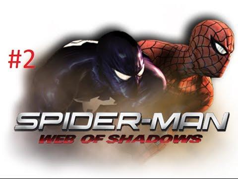 Spider-man web of shadow #2 (Сборник игр)