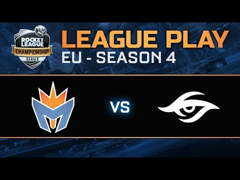 Mock-It eSports EU vs Team Secret vod