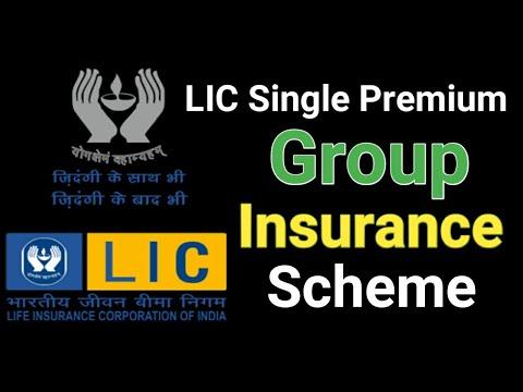 LIC Single Premium Group Insurance Plan | Lic Single Premium Scheme