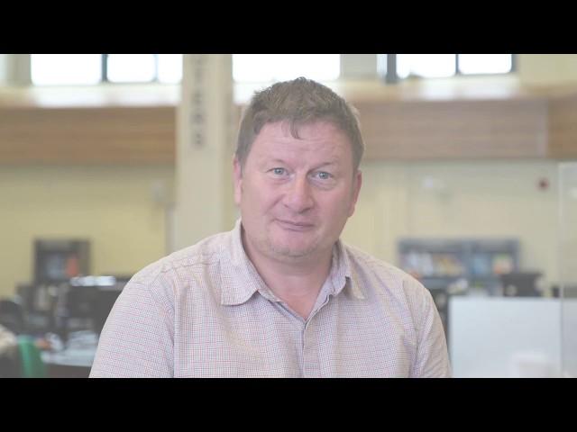 Ian McNeill -  Technology Enhanced Learning Lecturer