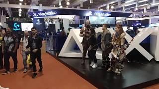 Brasil Game Show 2019 : Estande da Sony Playstation na BGS 2019