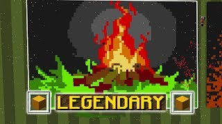 LEGENDARY (Minecraft Pixel Painters)