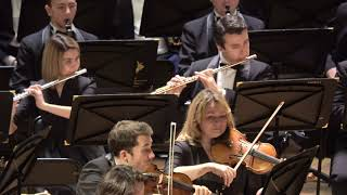 """P.Tchaikovsky Suite from the ballet """"Swan Lake"""" Moscow State Symphony Orchestra.D.Filatov conductor"""