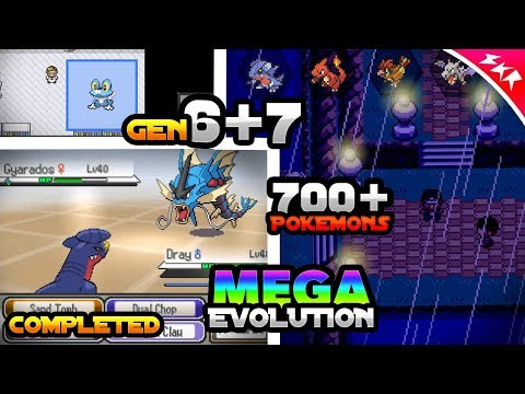 Best Completed Pokemon Fan Game With Mega...