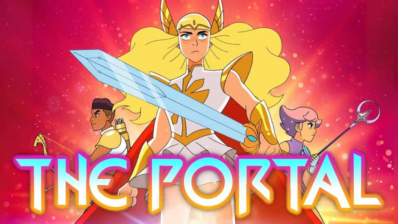 double trouble from she ra fanart by ricky sliami in 2020