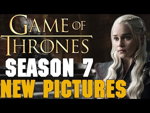 NEW Game Of Thrones Season 7 Pictures Breakdown
