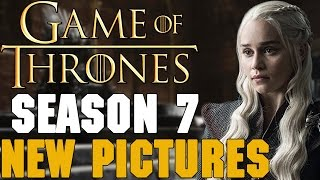 NEW Game Of Thrones Season 7 Pictures Breakdown & Analysis /