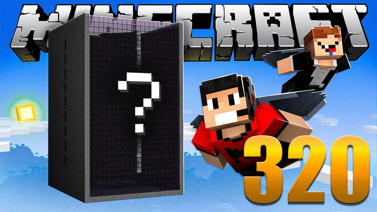 A NOVA MOB TRAP do Minecraft - Em busca da casa automática #320