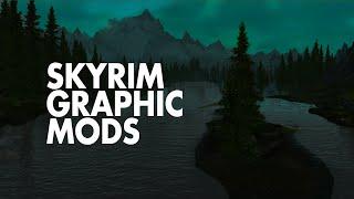 The Best Skyrim Graphics Mods • 2015