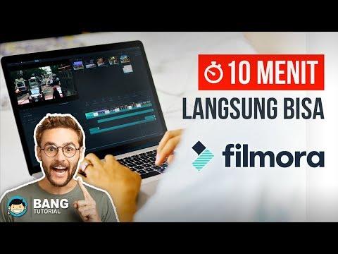 10 Menit Belajar Filmora untuk Pemula   FILMORA TUTORIAL #5