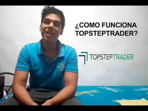 Cómo funciona Topsteptrader | Una empresa que patrocina traders | Regalo al final del video