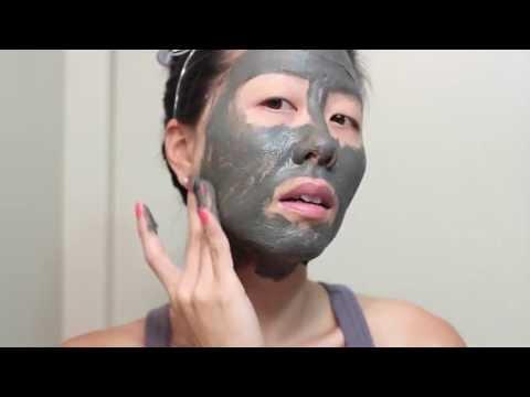 Bella Organics Dead Sea Mineral Mud Mask - Review and Demo