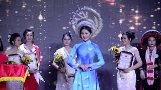 Phần Trao giải Nữ sinh tài năng duyên dáng - Tuyên Quang 2019
