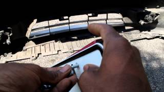 Front Mount License Plate Install | SimpleCarTips