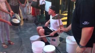 Las Vegas Street Performer 2014