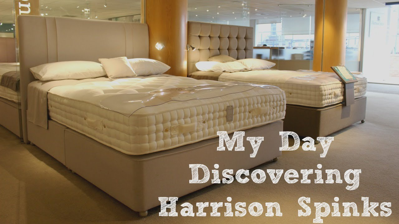 My Day Discovering Harrison Spinks The Luxury Mattress Maker