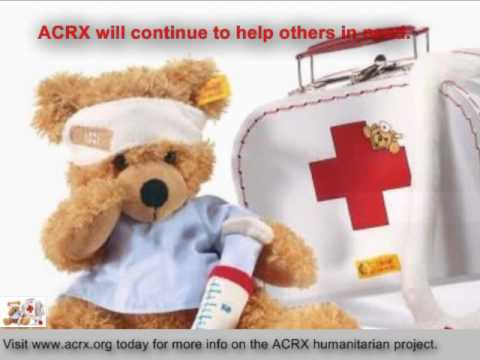 Free Discount Cards Donated To Harmony Home Children's Advocacy Center By Charles Myrick of ACRX