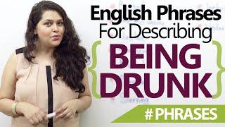English phrases to describe