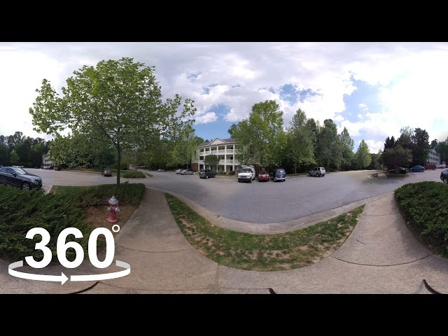 Trailwood Heights Raleigh video tour cover