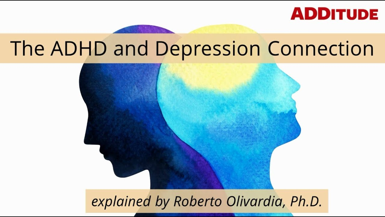 fccb4dc0495 The ADHD and Depression Connection - YouTube