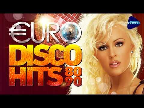 EURO DISCO HITS 60 80'sRetro MegaMixGolden MemoriesBest Dance Music