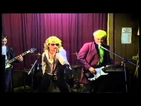 The Pin Ups Live at the Mexborough Arms Cas Vegas Pt.3
