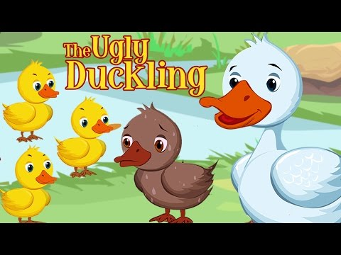 The Ugly Duckling | Full Story |  Fairytale | Bedtime Stories For Kids | 4K UHD