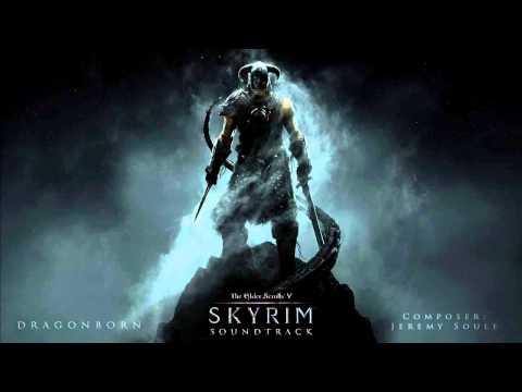 BSO Dragonborn The Elder Scrolls V  Skyrim Original Soundtrack