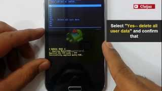How To Hard Reset Samsung Galaxy Grand Neo, GT-I9060, GT-I9062