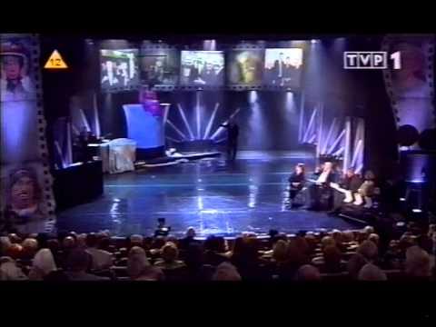 """Benefis Szymona Szurmieja - """"Pół żartem, pół serio"""" (Teatr Żydowski, 2008)"""