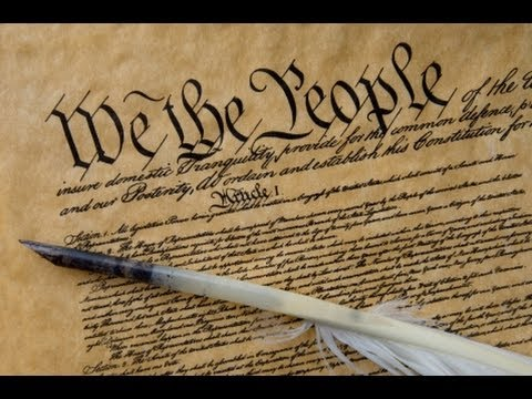 The Constitution of the United States of America - YouTube
