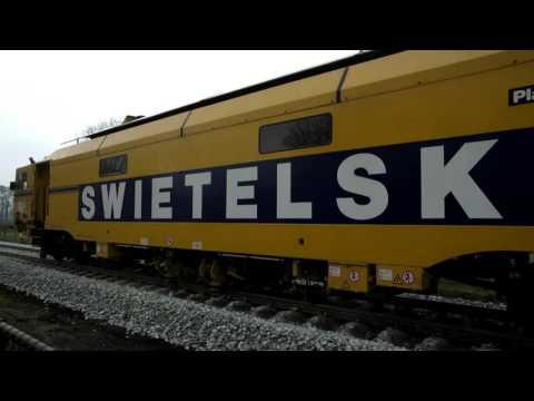 Werk aan het spoor bij Ruurlo. VAKWERK ProRail !!!!