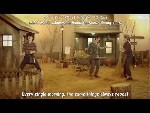 2YOON - 24/7 MV [Eng+Rom+Han]