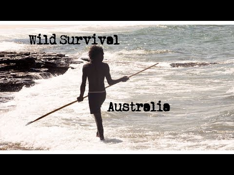 Survival Trip in Aboriginal Australia--Mäpuru Homelands, Northern Territory