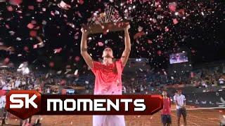 Laslo Djere Napravio Najveći Uspeh u Karijeri i Osvojio Rio   Emotivni Govor   SPORT KLUB Tenis