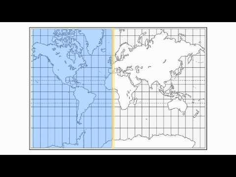 Latitude and Longitude-Hommocks Earth Science Department