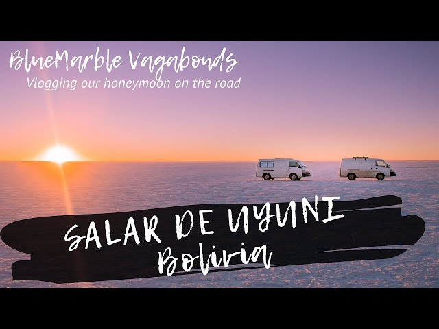 SALAR DE UYUNI (Bolivia) | #VANlife | Vlog#10