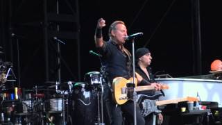 Bruce Springsteen - Lost in the Flood - London Wembley Stadium June 15th 2013