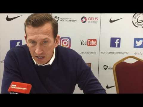 Justin Edinburgh on what he expects from his team