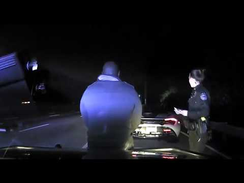McLaren speeding 155 MPH, fleeing police - arrested for DUI and more | Alpharetta PD