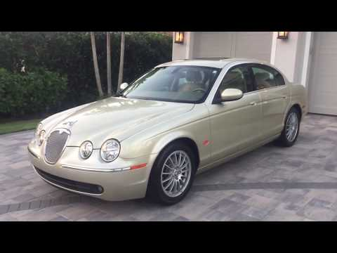 2006 Jaguar S Type Sedan Review and Test Drive by Bill - Auto Europa Naples
