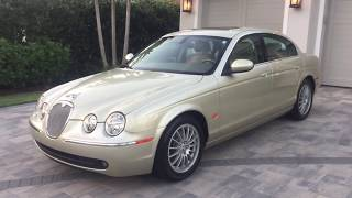 Jaguar S-Type Videos