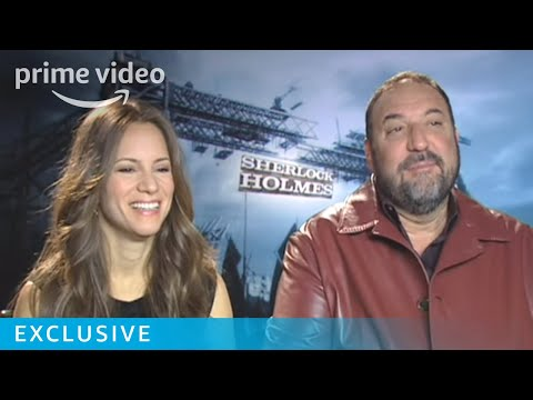 Joel Silver & Susan Downey take Sherlock Holmes to the 21st Century | Amazon Prime Video