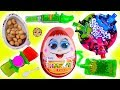 Crazy weird candy haul video surprise happy egg sour juicy drops more mp3