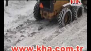 kars kar temizleme www.kha.com.tr kafkas haber ajansı kha.flv