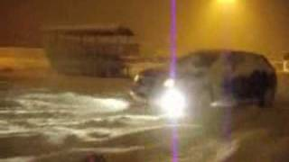 snow drift by night audi a3 quattro best of