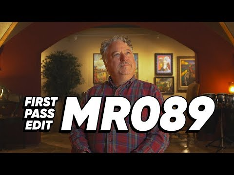 Unlocked First Pass Edit: MR089 - Ghost Hunting
