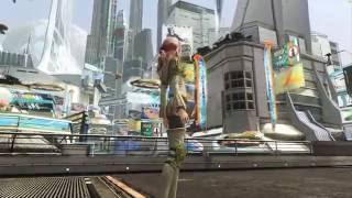 Final Fantasy XIII-2 - 1440p 60 FPS ULTRA / Max Settings PC - New Bodhum, Academia 4XX, & Sunleth