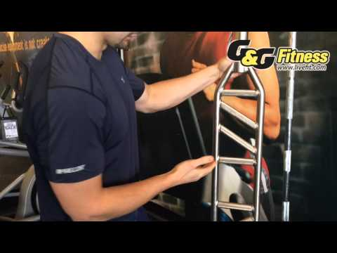 Xtreme Monkey Commercial Swiss Bar - G&G Fitness Equipment
