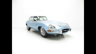 A Beautiful UK RHD Jaguar E-Type Series 1 4.2 FHC with Matching Numbers - £94,995